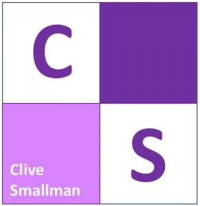 Clive Smallman logo