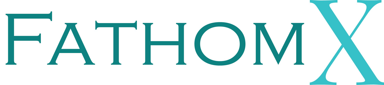 FathomX Logo Finalised 300dpi