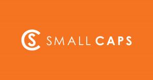 SmallCaps logo
