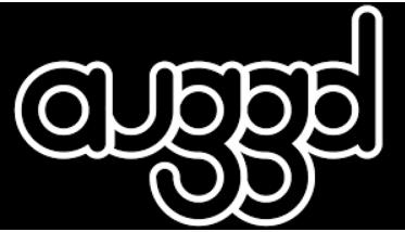 auggd - black