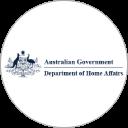 Australian-Federal-Department-of-Home-Affairs logo