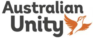 Joseph Dalessandrot_Australian Unity Logo