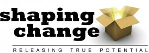 shaping change Logo