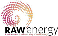 Raw Energy company logo