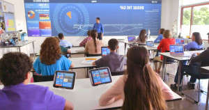 Digital Classroom of the Future