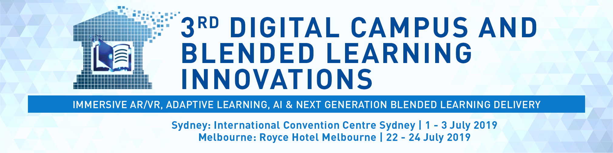 Agenda | 3rd Digital Campus and Blended Learning Innovations