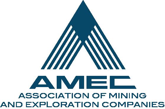 AMEC BLUE Transparent background FULL Logo
