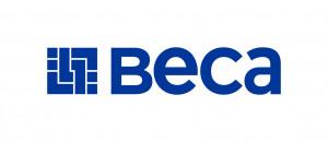 Beca Logo Blue