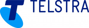 telstra logo downloaded online