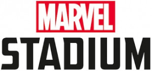 Marvel Stadium Logo