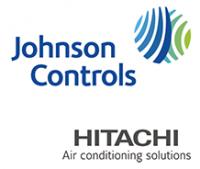 Johnson Control Hitachi AC Logo