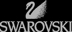 Swarovski (silver)