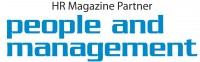 People and Management logo