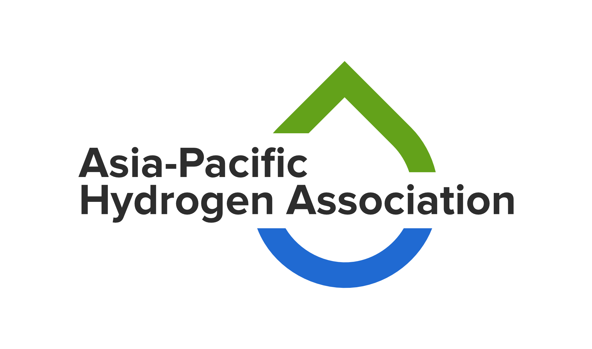 Asia-Pacific Hydrogen Association Logo