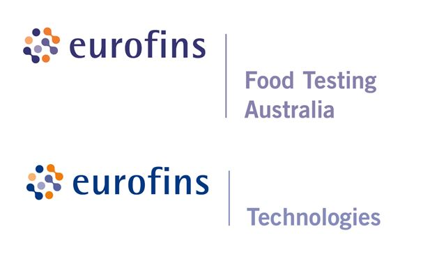 Eurofins Logo Combo