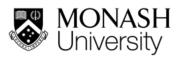 Monash University - edited