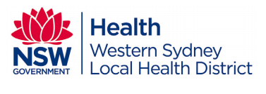 New South Wales' Western Health