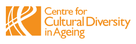 Centre for Cultural Diversity in Ageing logo