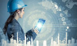 Abstsract-technology-pic-The-IoT-Revolutionizing-Safety-in-Construction-and-Mining