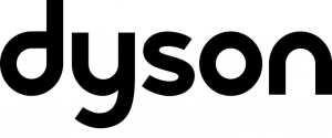 Dyson logo - black