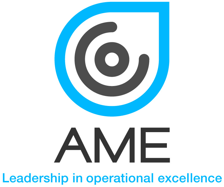AME_Logo+StrapSingle_CMYK